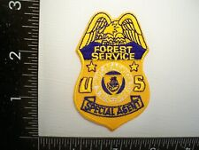 Old Federal US Forest Service USFS HQs SA Seal Patch Washington, DC Police DNR