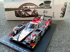 1/18 Oreca 07-Gibson #36 Chackie Chan Racing P2 24h Le Mans 2017 SPARK 18S326