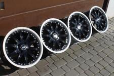 """17"""" leghe di pezzi CAVI 4x100 VW GOLF POLO CADDY CORRADO BMW e30 MEGANE CLIO SWIFT mx5"""