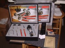 SCHUCO 2000 CLASSIC EDITION CLOCKWORK KIT/SET W/PEN/PENCIL/INK & CASE! NIBWS.