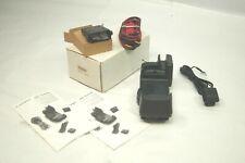 Motorola iDen Car Kit Ntn8512A Vehicular Adapter Speaker w/ Microphone