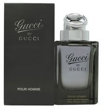 GUCCI BY GUCCI POUR HOMME AFTERSHAVE LOTION 90ML SPLASH - MEN'S FOR HIM. NEW