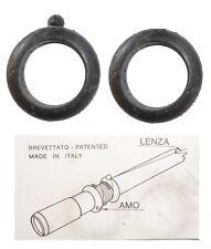 anelli avvolgilenza elastico diametro 2cm per canne da pesca trota lago