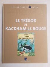 Les Archives Tintin - Le Trésor de Rackham le Rouge - Hergé
