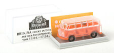 Brekina HO 1:87 Transparent VW T1 Samba Bus '25 Years Of Brekina' *BOXED*