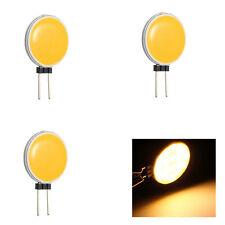White G4 COB LED 15 18 30 63 round cake inserted lamp  warm 4W 5W 7W 12W