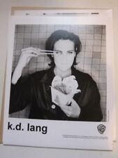 KD LANG  8x10 photo a