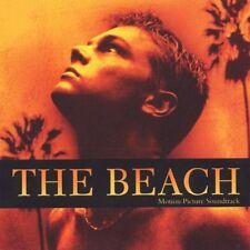 THE BEACH - MOTION PICTURE SOUNDTRACK - CD 14 TITRES - 2000 - BON ÉTAT