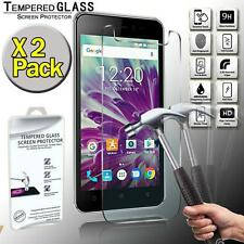 2 Pack Tempered Glass Screen Protector Cover For Verykool Bolt s5028