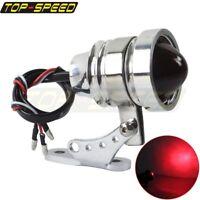 12V LED Tail Light Lamp Brake For Chopper Bobber Harley Cafe Racer Custom New