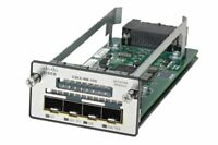 USED Cisco C3KX-NM-10G Module 2x 10GbE SFP+ 2 SFP+ - 2 Regular SFP Ports