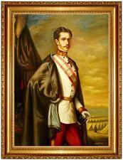 Ölbild Kaiser Franz Joseph, Ranzi Johann Ölgemälde HANDGEMALT,Oelbild 50x70cm