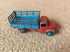 Dinky 343 Dodge Farm Produce Wagon - Tipper - Blue/red