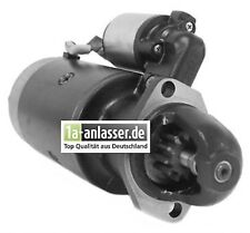 Starter Motor Starter Bosch Hatz (Quick Slip with 9 VOLT Anchor) 12v 3,0kw 11 Teeth