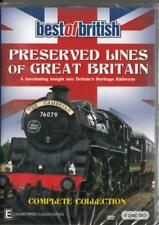 PRESERVED LINES OF GREAT BRITAIN - NEW & SEALED REGION 4 DVD FREE LOCAL POST