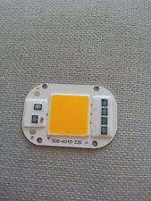 AC220V 50W 6040 COB Chip Light Source Fits for DIY LED  Floodlight BG