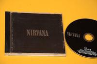 CD (NO LP ) NIRVANA SAME ORIG CON LIBRETTO COME NUOVO EX