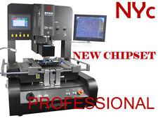 MACBOOK PRO A1150 A1151 A1211 A1212 LOGIC BOARD REPAIR NEW VIDEO CHIP INSTALL