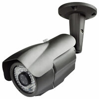 IR Range  Vandal Super HAD CCD II 700 TV Lines 2.8mm Wide Angle Lens 75ft