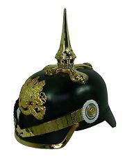 Pickelhaube Tschako Königreich Bayern Ritterhelm Kaiserreich Shako Rüstung L43K