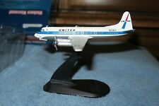 HM HOBBY MASTER  HL3008 1:200 Vickers Viscount United Airlines N7411 Plane Model