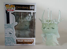 Funko POP Lord of The Rings - Twilight Ringwraith Glow In The Dark +  Protector