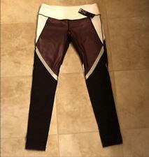 NWT Splits59 Low Rise Jordan Leggings Black/White/Earth Style:E3033 (Orig. $110)