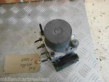 FIAT STILO 192 2007 ABS PUMP 0265800560 0265231806 51778818