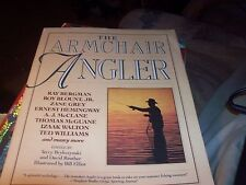 THE ARMCHAIR ANGLER PAPERBACK BOOK