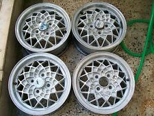 4  RARE FONDMETAL WHEELS   FELGEN 13  5.5  4X100  BMW OPEL VW   no bbs