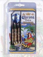 CORONA EXTRA BRASS DARTS STEEL TIPS CORONA BEER 1 SET