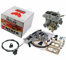 Suzuki Samurai Weber 32/36 DGV Manual Choke Carburetor Complete Conversion KIT