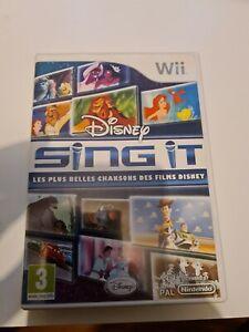 Jeux Video Pour Nintendo Wii 3 Ans Et Plus Disney Ebay