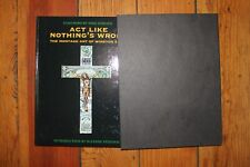 Act Like Nothings Wrong SIGNED Winston Smith Dead Kennedys Alternative Tentacles