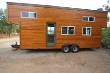 9 x 24 Modern Caravan Dual loft 378 sq ft TINY HOUSE ON WHEELS IDEAL FOR AIR BnB