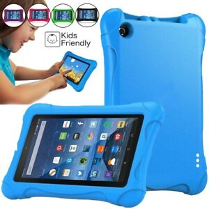 7 inch EVA Foam Kids Case Cover For Amazon Kindle Fire 7 2015/2017/2019 Tablet