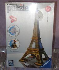 Ravensburger Puzzle 3D La Tour Eiffel Paris 17.3 Inches 44 CM For For The Family
