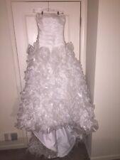 ivory wedding dress size 6