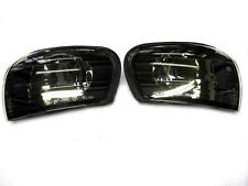 1 Set - (New) for SUBARU IMPREZA GC8 CC8B 1995-2000 Corner Lights Lamps - Black