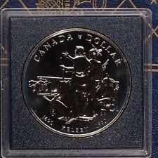 Canada 1990 SILVER Dollar .500 Fine - Uncirculated Type (BU)