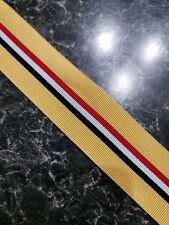 Iraq Full Size Medal Ribbon (free postage)