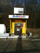 Immobilien / Tankstelle / Haus Kaufen / Freiflächen / Autogas / Steinfurt