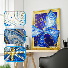 Diy 5d Diamond Embroidery Special Shaped butterfly Diamond Painting decor US