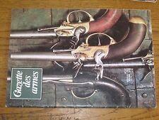 $$$ Revue Gazette des armes N°57 Pistolet CZ 75Pistolet a coffreLuger P08