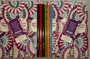 Joblot Colouring Pencils X 10 Packs. 60 Pencils! Resale, words of hope, gifts