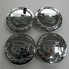 "4pcs 07-13 CADILLAC ESCALADE ESV EXT 18'' 20"" 22'' CHROME WHEEL HUB CENTER CAPS"