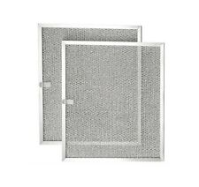 (2-Pack) Broan Nutone Model 99010299 Aluminum Mesh Range Hood Filter
