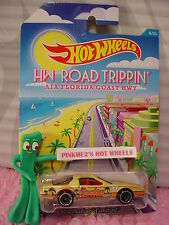 Hot Wheels 2014 Walmart Road Trippin #10 so Fine #9 '57 Chevy MOC HTF