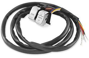 Twin Power - 25873DA - Dimmer/Horn Switch, Chrome~
