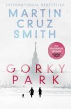 Gorky Park, Cruz Smith, Martin, New